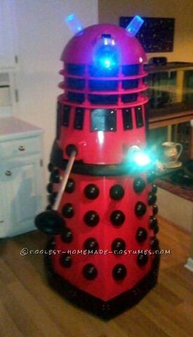 Original Dalek Costume the Evil enemy from Doctor Who