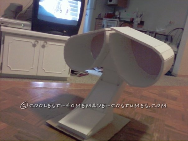 Coolest Wall-E Homemade Halloween Costume - 9