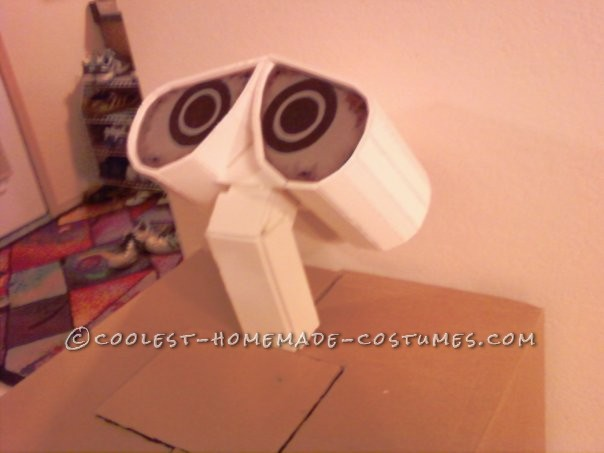 Coolest Wall-E Homemade Halloween Costume - 8
