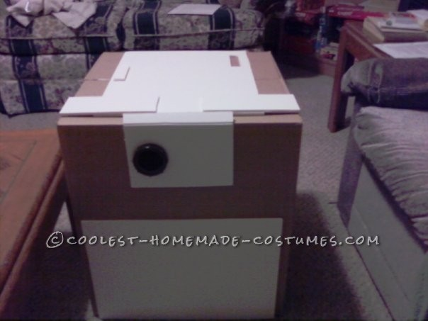 Coolest Wall-E Homemade Halloween Costume - 1