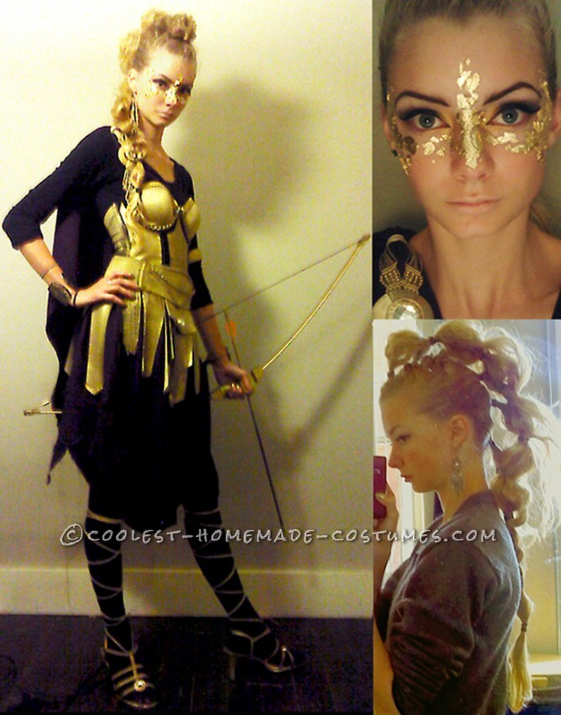 Costume, make-up and hair
