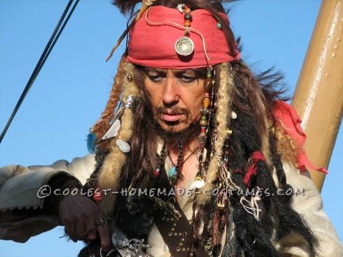 I am Jack Sparrow!!!