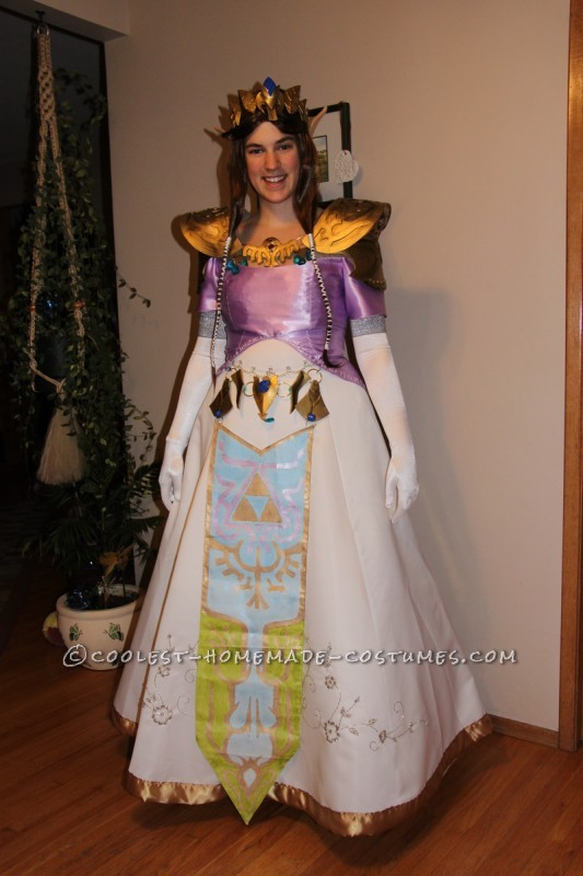 finished costume