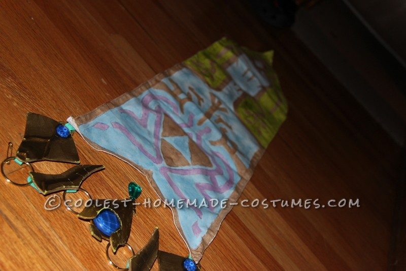 Awesome Homemade Zelda Costume: The Twilight Princess Brought To Life