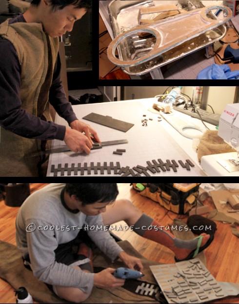 Creative Tim Burton's 9 the Movie Costume - 19