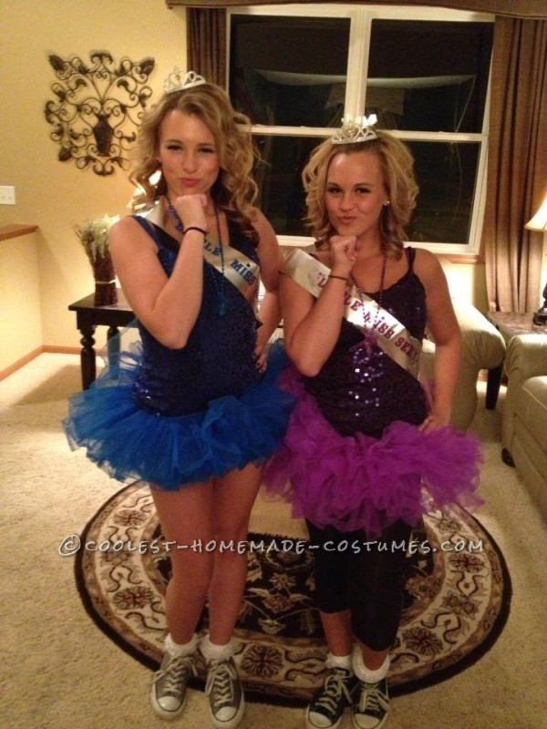 Last-Minute Adorable Toddlers and Tiaras Costumes - 1