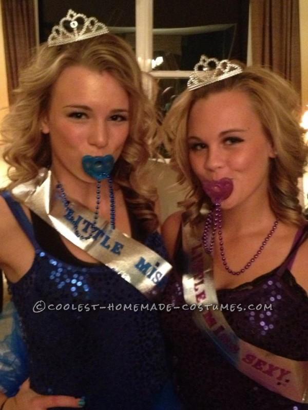 Last-Minute Adorable Toddlers and Tiaras Costumes - 2
