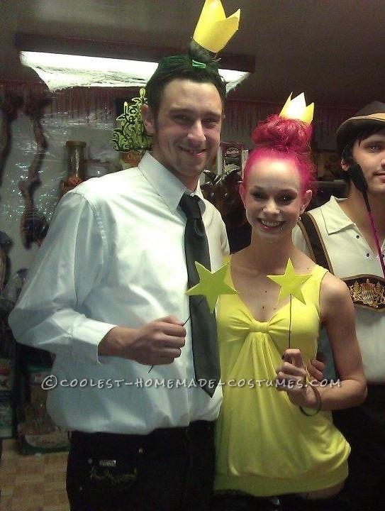 Original Cosmo and Wanda Couple Costume