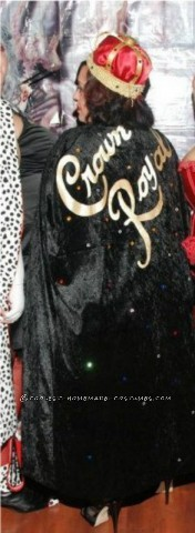 Cool Crown Royal Black Queen Costume