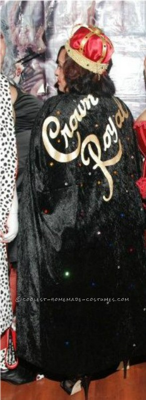 Cool Crown Royal Black Queen Costume - 1