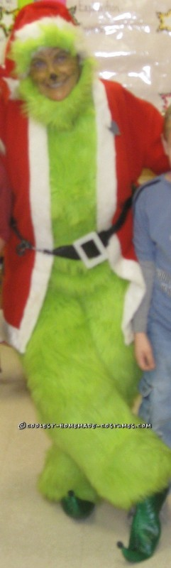 The Grinch (Teacher) Loves to Go to School