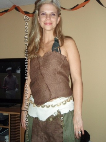 Cool Homemade Daenerys Costume from Game of Thrones