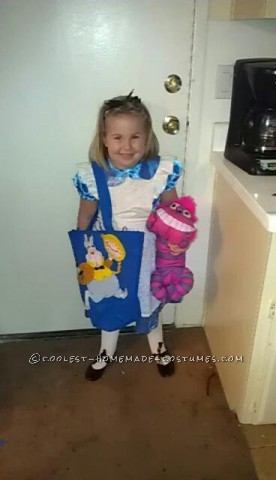 Best Alice in Wonderland Costume Ever!