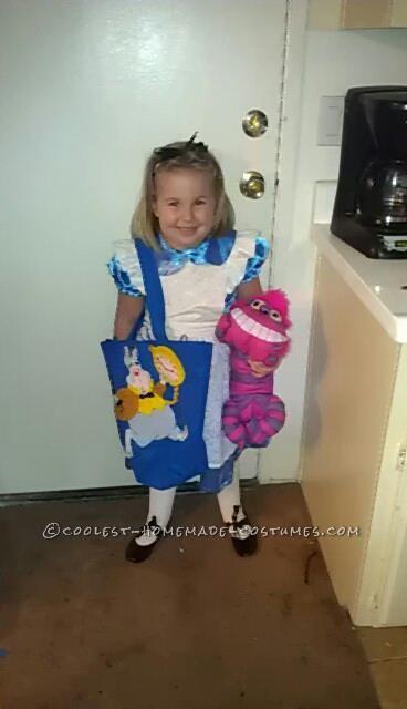 Best Alice in Wonderland Costume Ever!