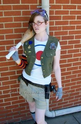 Easy Tank Girl Superhero Costume