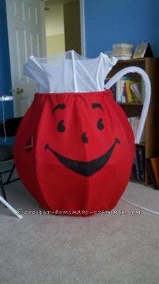 Coolest Kool Aid Man Costume