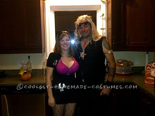 Coolest Last Minute Dog and Beth Couple Costume - 1