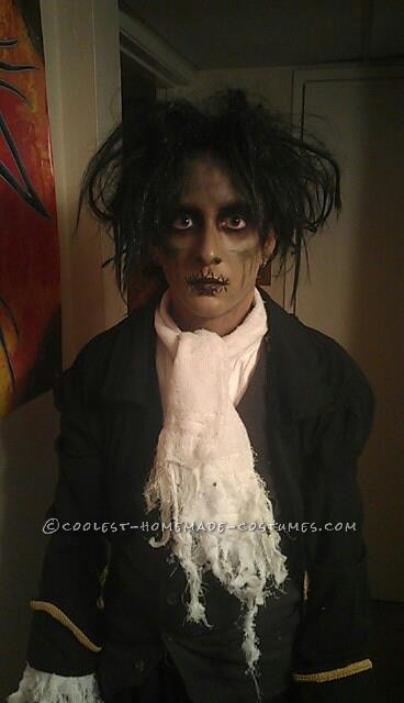 Cool Billy Butcherson Costume from Hocus Pocus