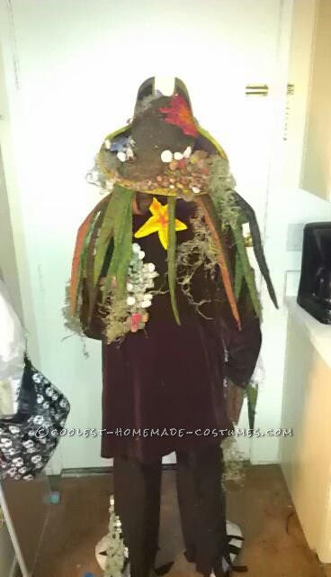 Cool Davy Jones Costume for a 12-Year-Old