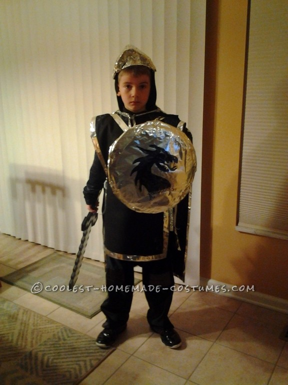 Sir Duct-Tapes-A-Lot: Knight of Olde Costume