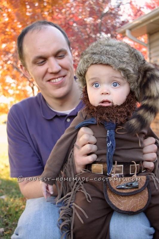 The costume to beat: Daniel Boone