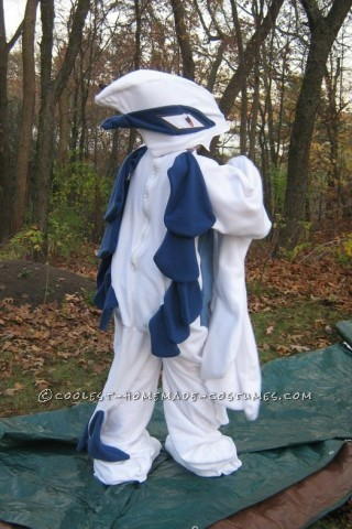 Coolest Lugia Pokemon Kigurumi Costume