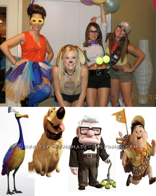 Coolest Up! Girls Group Costume