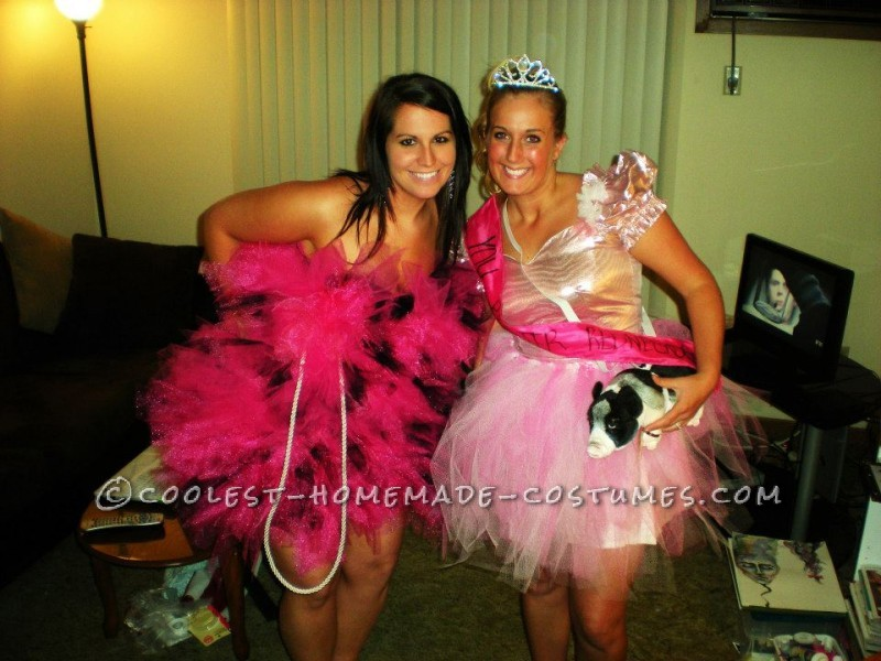 Loofah and Honey Boo Boo