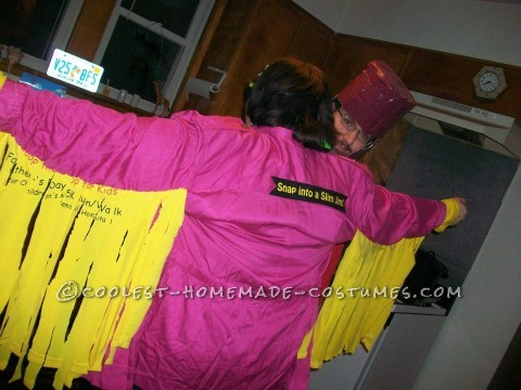 Best Couple's Costume Ever: Macho Man Randy Savage and a Slim Jim
