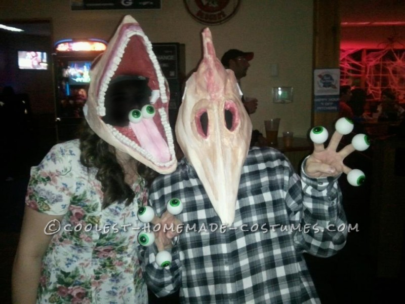 Deceased Couple from Beetlejuice Costumes - 1