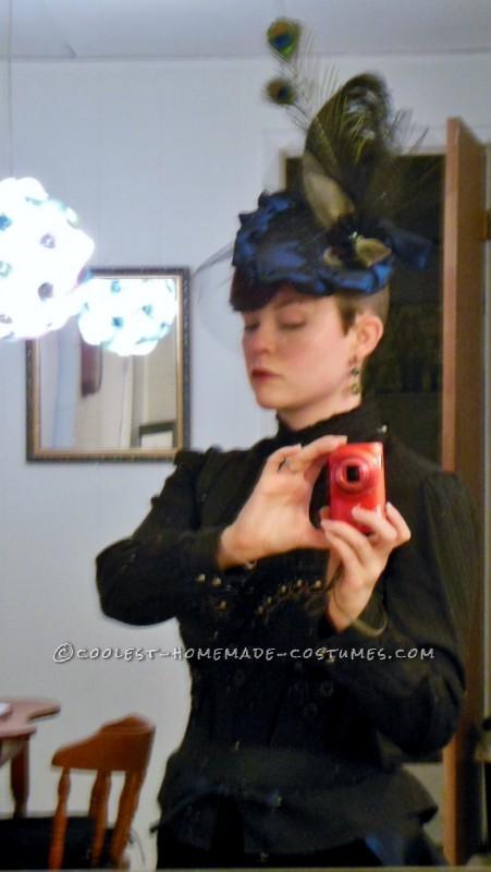 Coolest Classy Victorian Parisian Lady Costume for Women