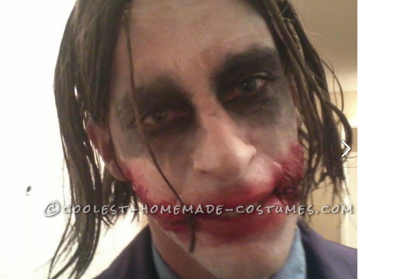 Homemade Joker Costume - Best Night of My Life!