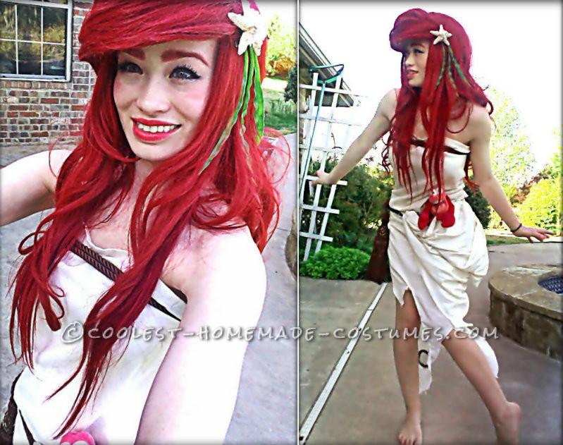 Ariel the Little Mermaid Cosplay Dress