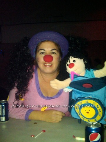 Loonette from Big Comfy Couch Halloween Costume