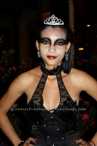 Coolest Black Swan Halloween Costume