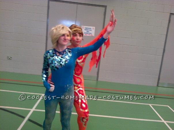 Blades of Glory: Chazz Michael Michaels and Jimmy Macelroy Halloween Couples Costumes - 2