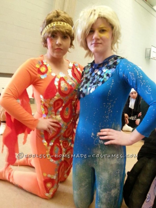 Blades of Glory: Chazz Michael Michaels and Jimmy Macelroy Halloween Couples Costumes - 1