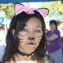 Cool Woman Cat Costume That Turned Heads