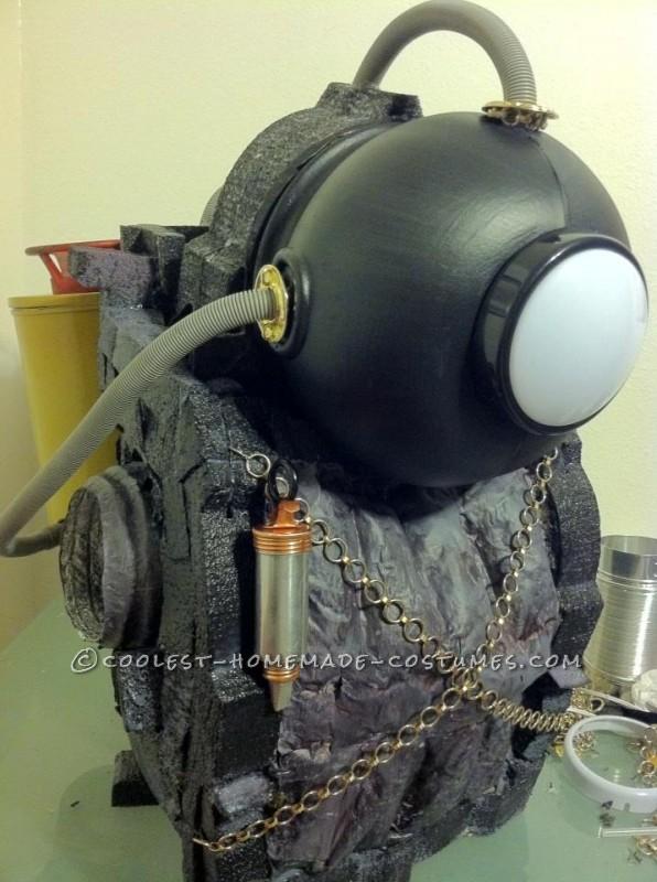 Coolest Homemade Bioshock Costume