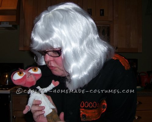 Coolest Susan Murphy/Ginormica from Monsters vs. Aliens Halloween Costume