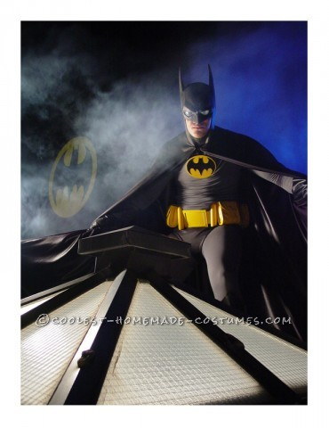 Awesome Homemade Batman Characters Costumes For Stage Play