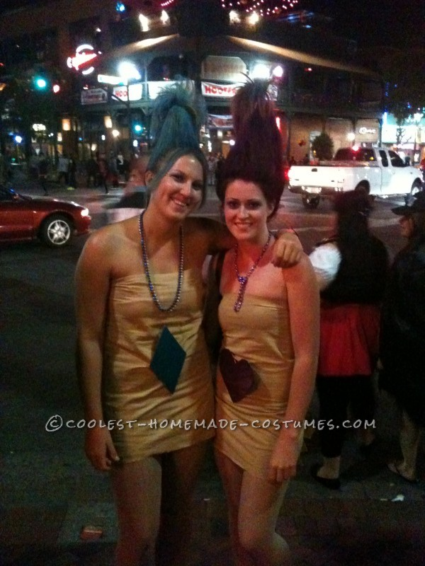 Girls Troll Costumes