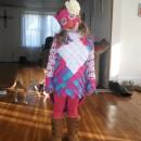 Coolest Girls Owl Halloween Costume