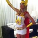 Easy Sexy She-Ra Costume