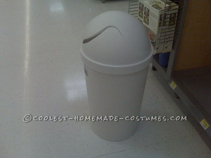 Great Homemade Buzz Lightyear Halloween Costume