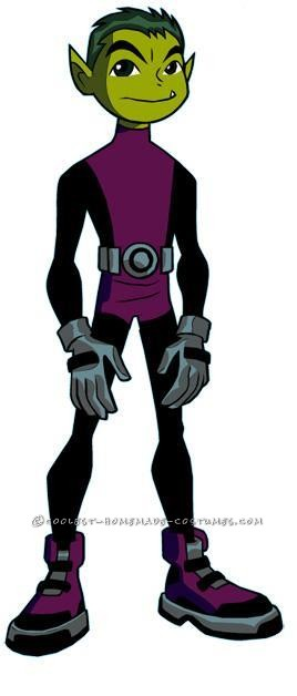 Coolest Halloween Teen Titans Group Costume - 7