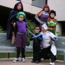 Coolest Halloween Teen Titans Group Costume