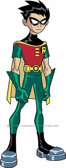 Coolest Halloween Teen Titans Group Costume - 5