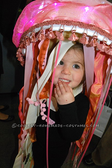 Easy Homemade Jellyfish Costumes - 6