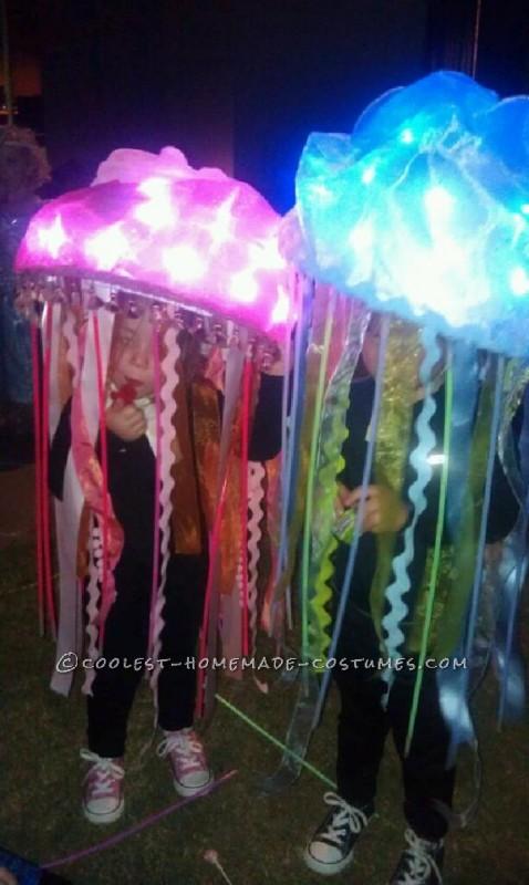 Easy Homemade Jellyfish Costumes - 5